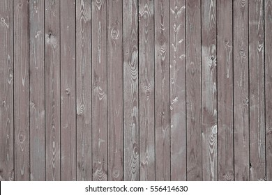 Grey Barn Wooden Wall Planking Texture. Old Solid Wood Slats Rustic Shabby Gray Background.