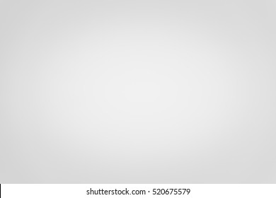 Grey blank background,White wall texture,Empty cement blank wall room interiors and blur gray circular lighting.Well can be use for display or montage your products and text on background.