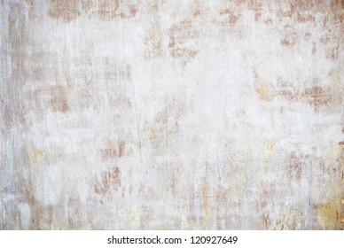 Grey blank grunge wall background texture