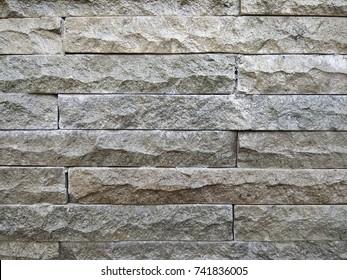 Grey Brick Pattern