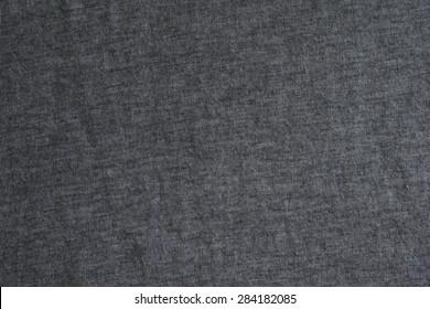 Grey Cotton T-shirt Texture