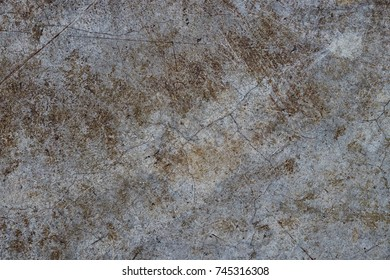Grey cracked stone work top and grunge texture