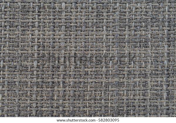 Grey fabric texture closeup - background