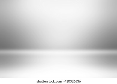 Grey Gradient Abstract Background Gray Room Studio Dark Tone For Used