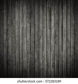 Grey or gray industrial wood grunge wall background
