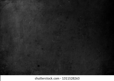 Grey grunge scratched scary background, old film effect, obsolete texture