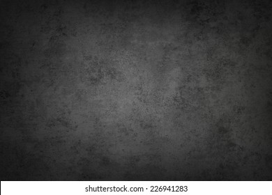 Grey grunge textured wall closeup