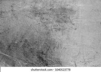 Grey metal texture. Scratched metal texture. Design Background.