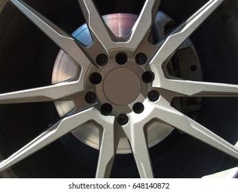 Grey nice rim