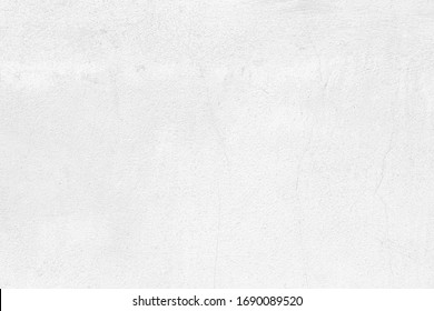 Grey patterns for backgrounds and wallpaper. White stucco texture background.