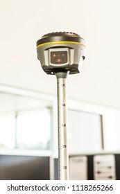 Grey Photogrammetry Tool with Graduated Metering