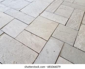 grey rectangular tiles