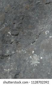 Grey rockface background
