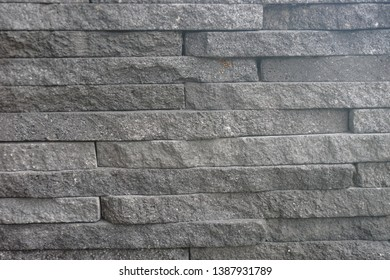grey stone brick for background