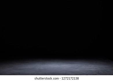 grey striped wooden board on black