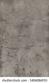 Grey stucco wall texture background. Ecologic and natural lime plaster.