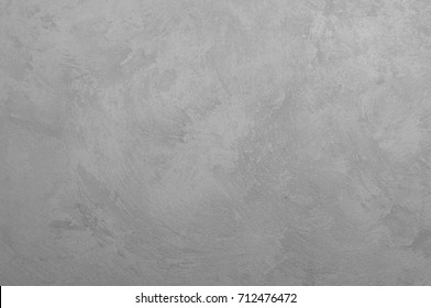 Grey texture decorative Venetian stucco for backgrounds