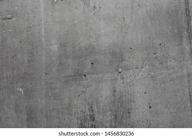 Grey textured concrete wall building exterior background