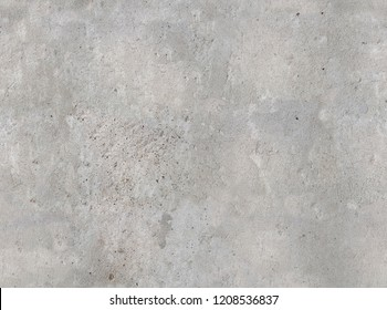 Grey textured concrete wall.  Seamless textura.