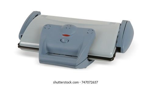Grey toast machine