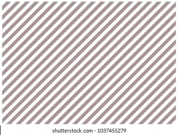 Grey and white diagonal lines. Striped background.