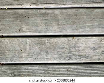 Grey Wood Weatherboard External Wall Texture Background