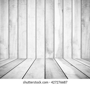 Grey wooden background texture over perspective table top white plain wood home image bacground Art plain simple peel wooden floor grain teak old panel backdrop with tidy board detail streak finishing