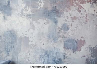 Grey-blue concrete texture