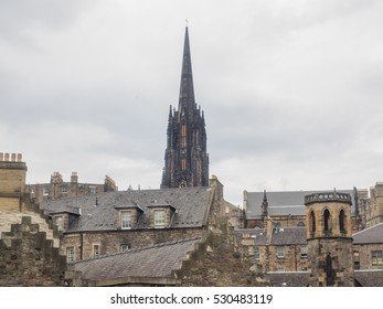 Greyfriars Kirk is a parish kirk (church) of the Church of Scotland in central Edinburgh, Scotland.