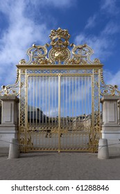Grid Gateway of Palace of Versailles