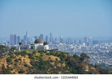 Griffith Observatory, LA, USA