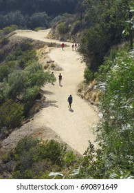 Griffith Park Los Angeles An iconic park for walking and running Like in the Hollywood's movies