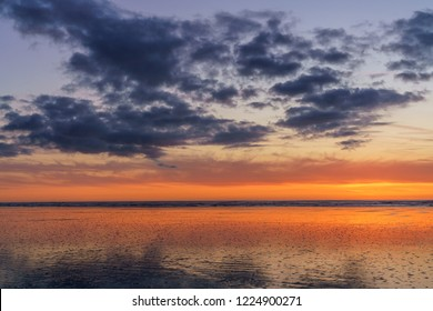Griffiths Priday, Washington State, Pacific Ocean Sunset