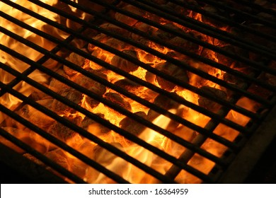 Grill background