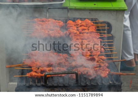 Grilled Chicken Made Eat Well We Stock Photo Edit Now 1151789894