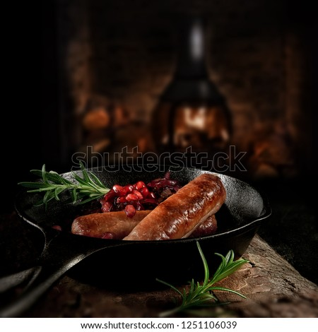 grilled-pork-sausages-caramalized-red-45