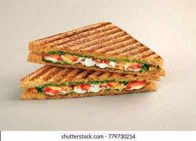 Grilled Sandwich Images Stock Photos Vectors Shutterstock