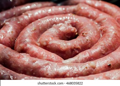 Grilled sausage, Barbecue Grill