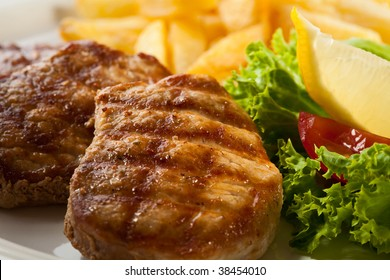 Similar Images, Stock Photos & Vectors of Chicken Tangri kabab or