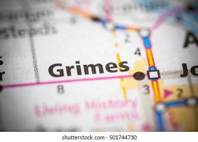 Grimes. Iowa. USA.