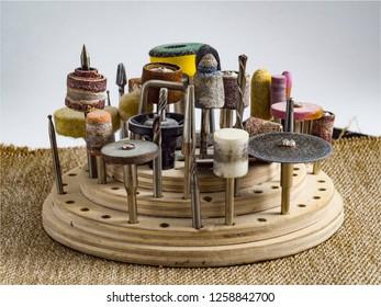 Grinding and polishing steel tool,Jewelry abrasive tools,Abrasive wheels