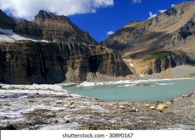 Grinnell Glacier - Glacier National Park, Montana