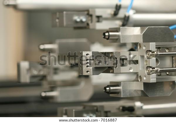 Gripper of the robot