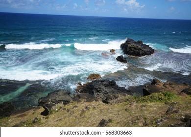 Grisgris beach, Mauritius