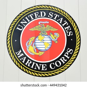 photo about Printable Marine Corps Emblem titled Maritime Corps Visuals, Inventory Illustrations or photos Vectors Shutterstock