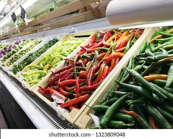 Grocery Day, Fresh & Local Fruits & Vegetables