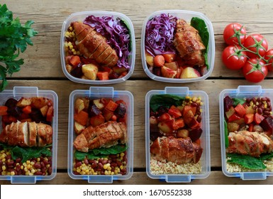 Grocery and Meal-Kit Delivery Services Seeing. Ordering delivery is the safest way to get food during the coronavirus outbreak. Service For Healthy Prepared Meals Delivered To Door - Shutterstock ID 1670552338
