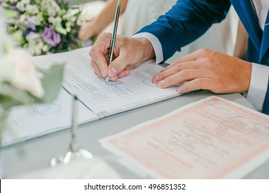 wedding register images stock photos vectors shutterstock