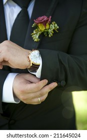 groom and watch