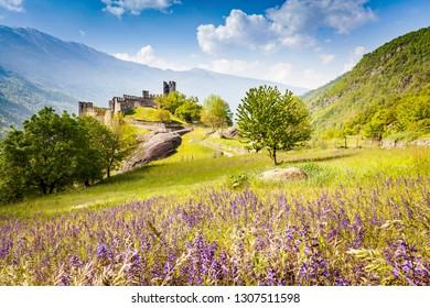 Grosio - Valtellina (IT) - Castello Nuovo